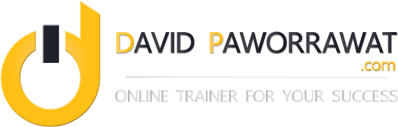 โค้ชเดวิด สอนขายของออนไลน์ และสอนจัดการระบบตัวแทน
